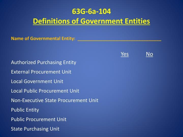 63G-6a-104