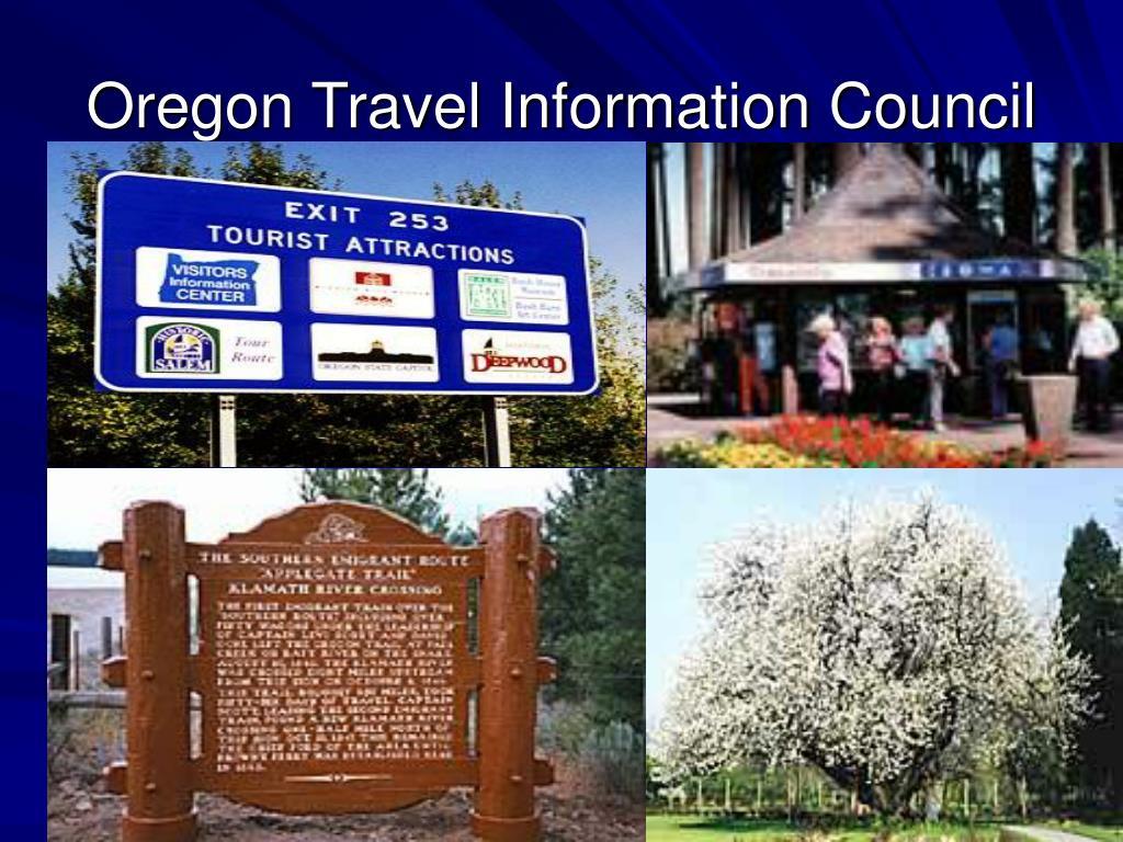 Oregon Travel Information Council