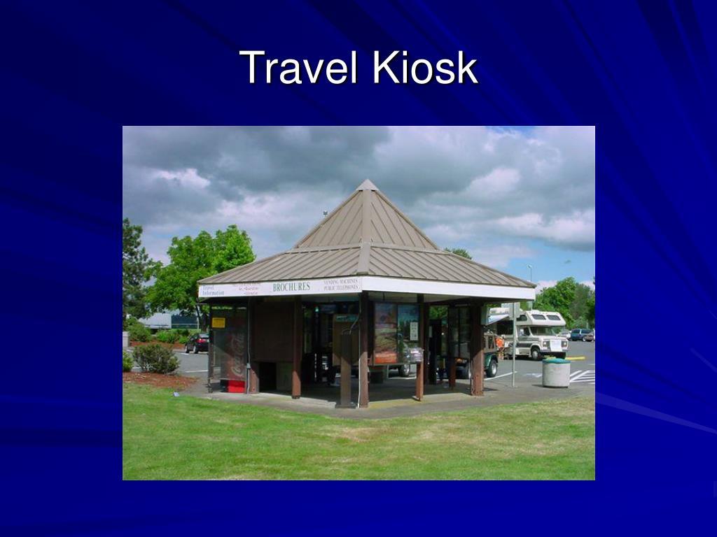 Travel Kiosk