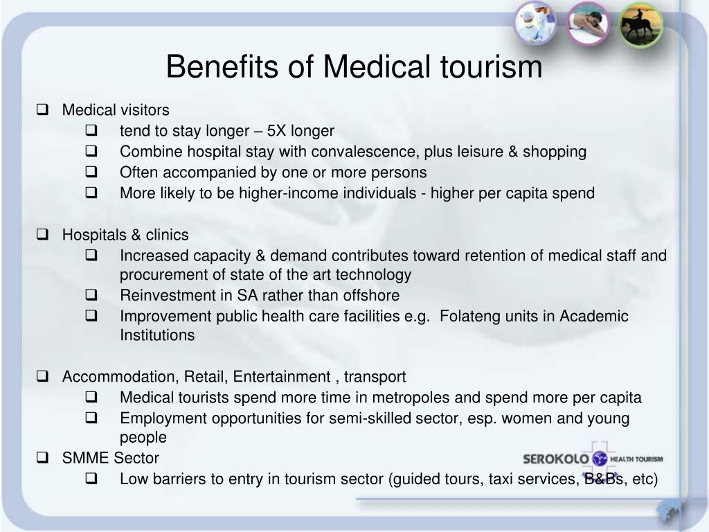 Benefits of Medical tourism