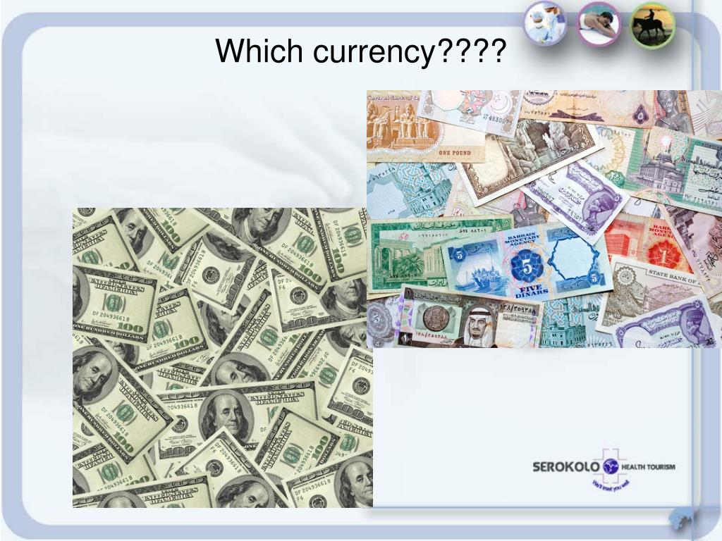 Which currency????