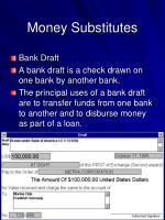 money substitutes1