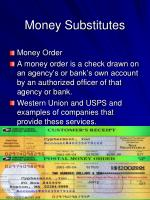 money substitutes3