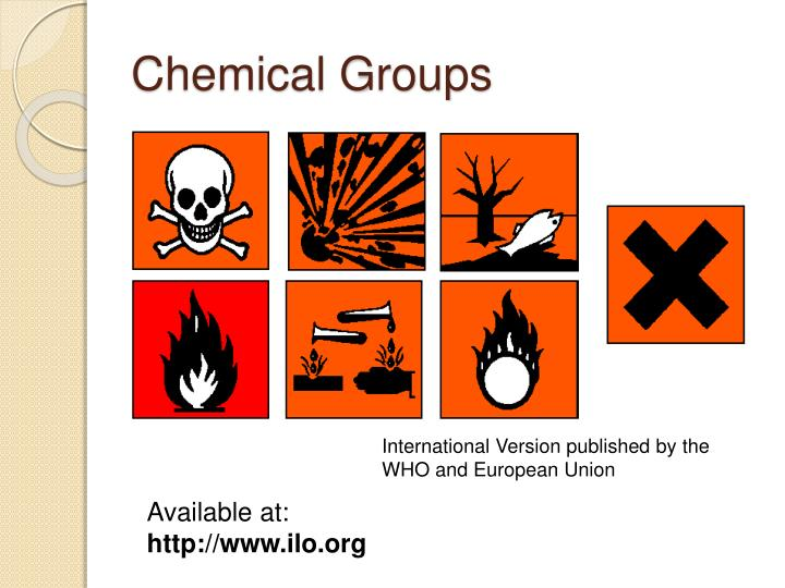 Chemical Groups