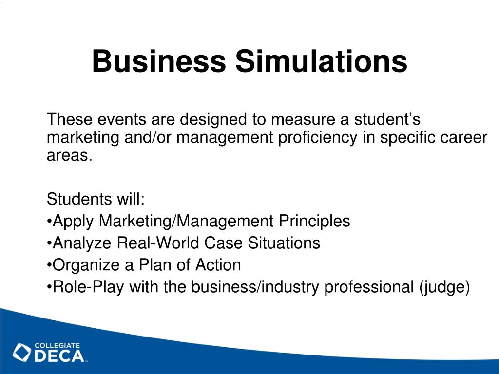 Business Simulations