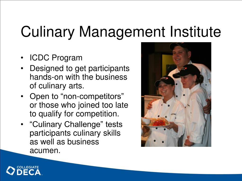 Culinary Management Institute