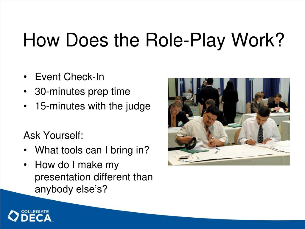How Does the Role-Play Work?