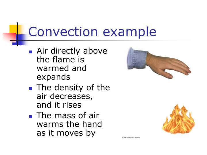 Convection example