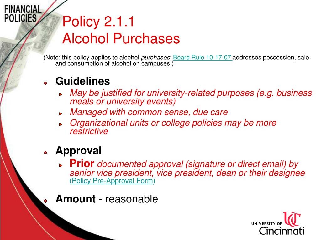 Policy 2.1.1