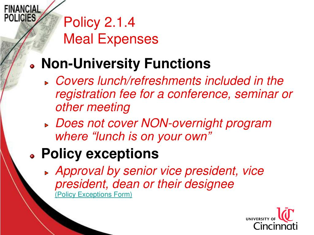 Policy 2.1.4