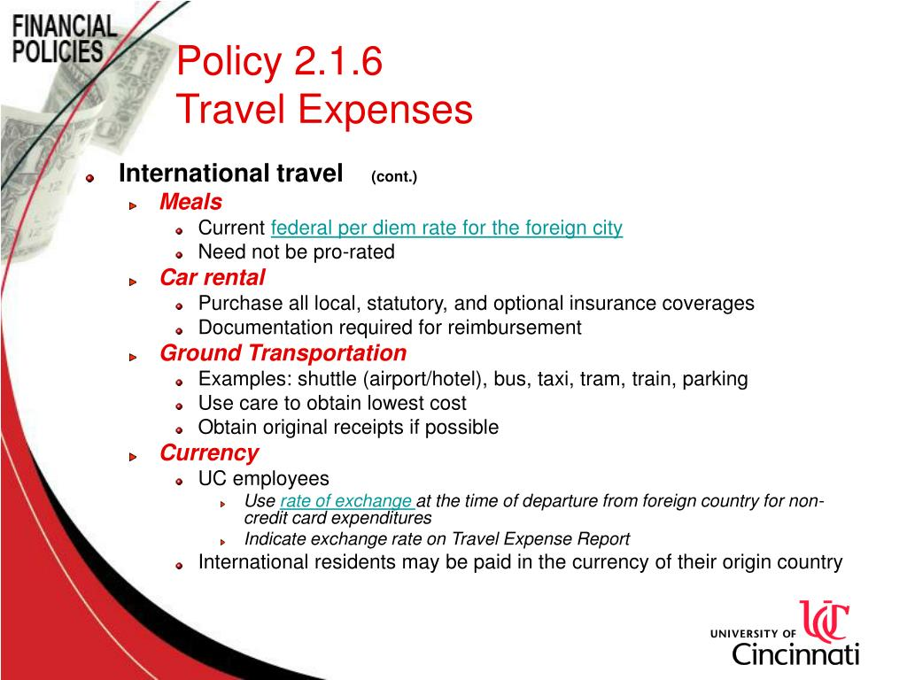 Policy 2.1.6