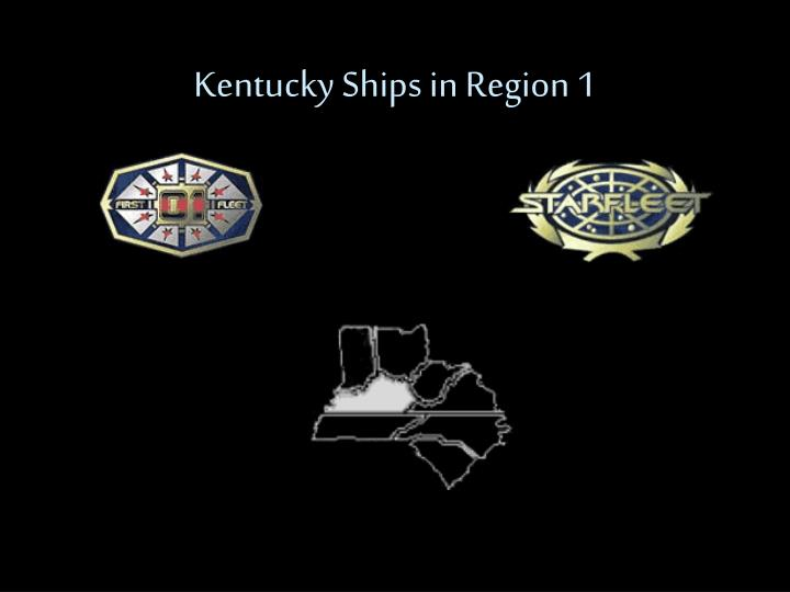Kentucky ships in region 1