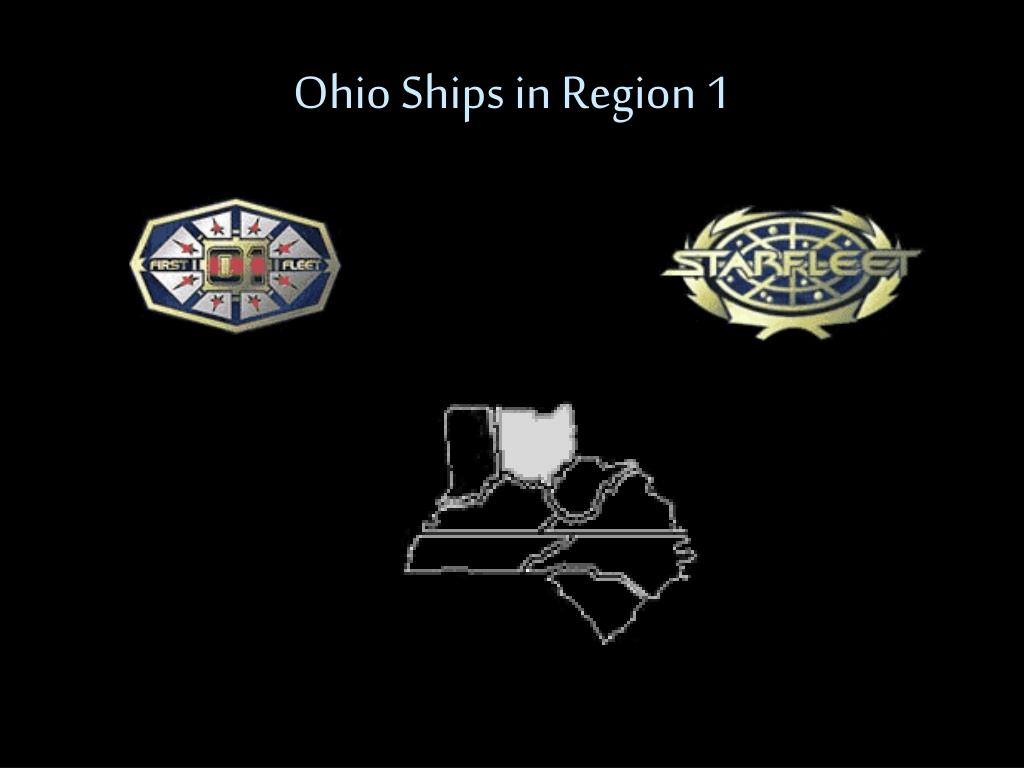 Ohio Ships in Region 1