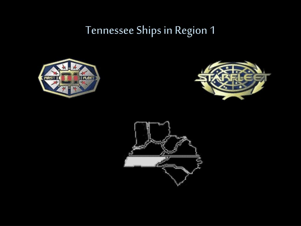 Tennessee Ships in Region 1