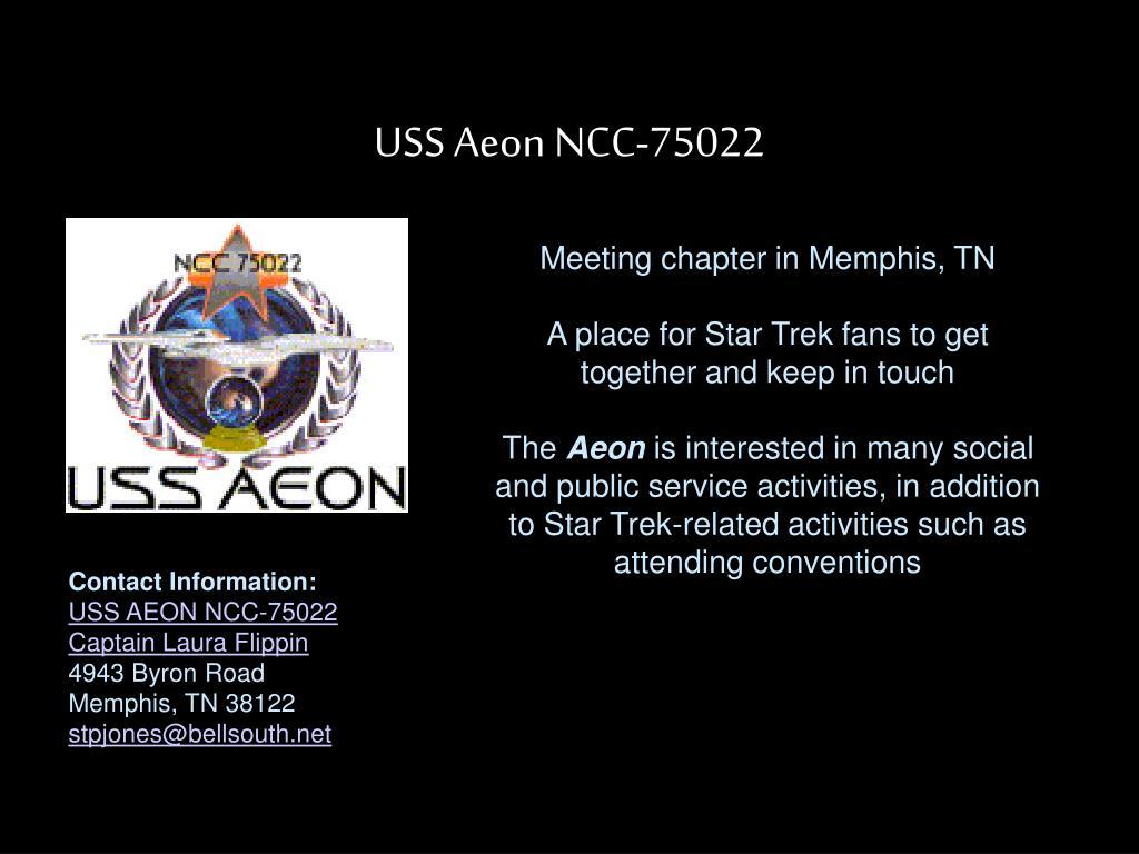 USS Aeon NCC-75022