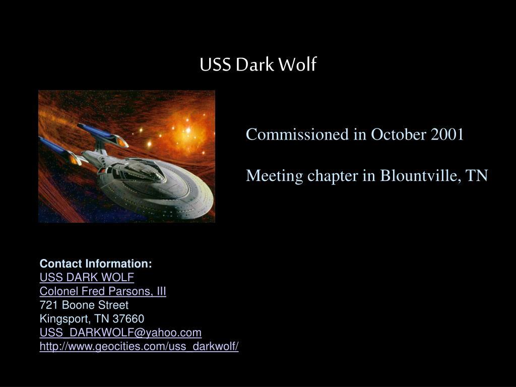 USS Dark Wolf