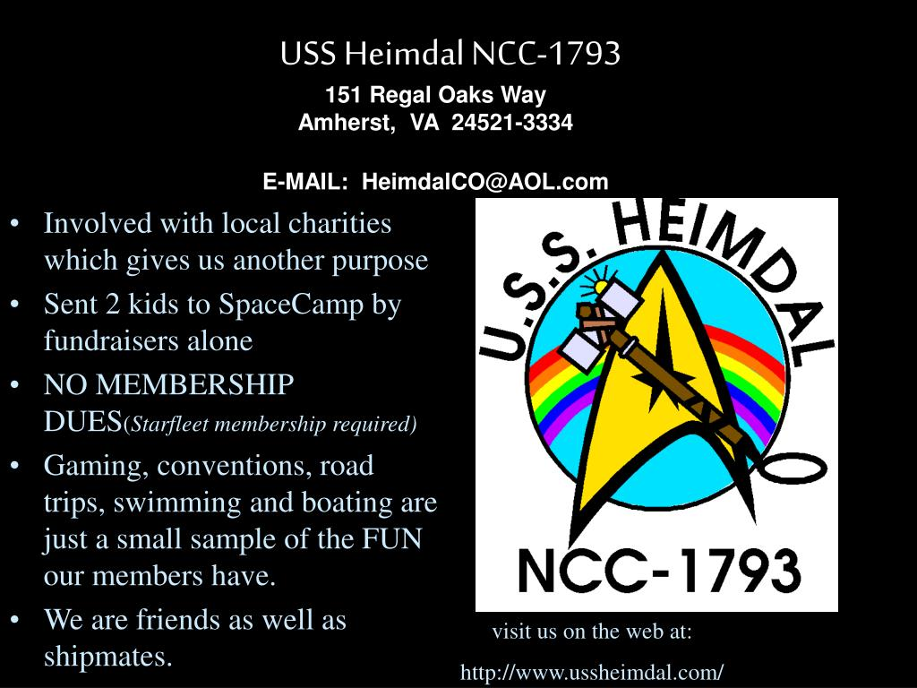 USS Heimdal NCC-1793