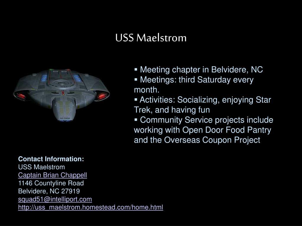 USS Maelstrom