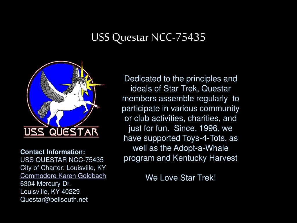 USS Questar NCC-75435
