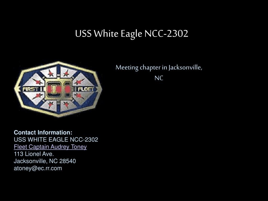 USS White Eagle