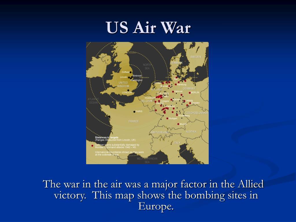 US Air War