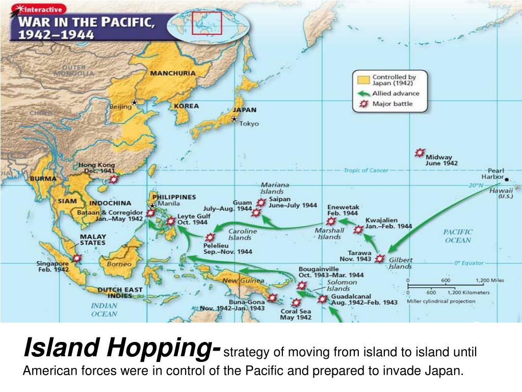 Island Hopping-