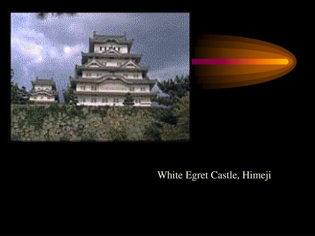 White Egret Castle, Himeji