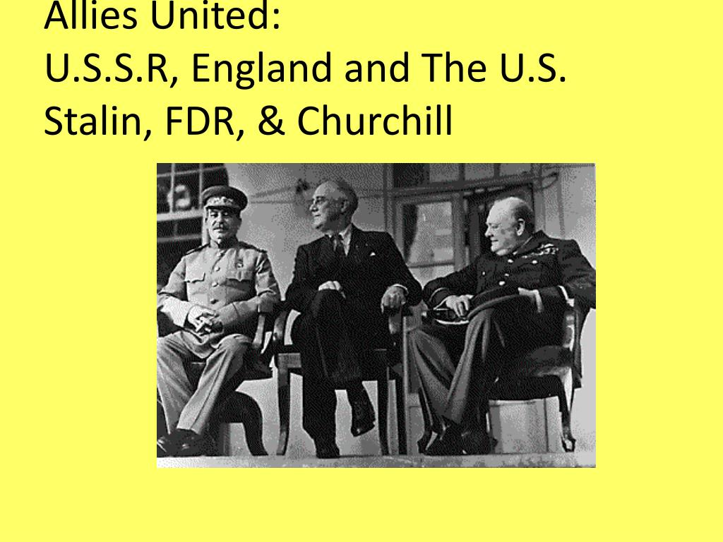 Allies United: