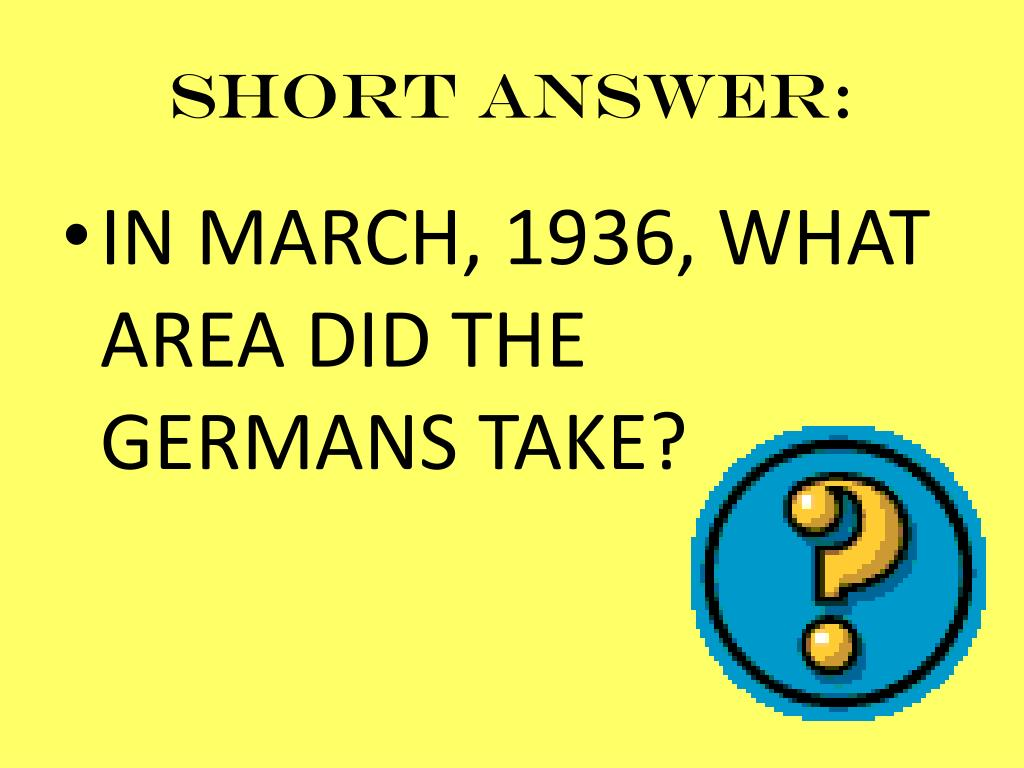 Short answer: