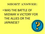 short answer79
