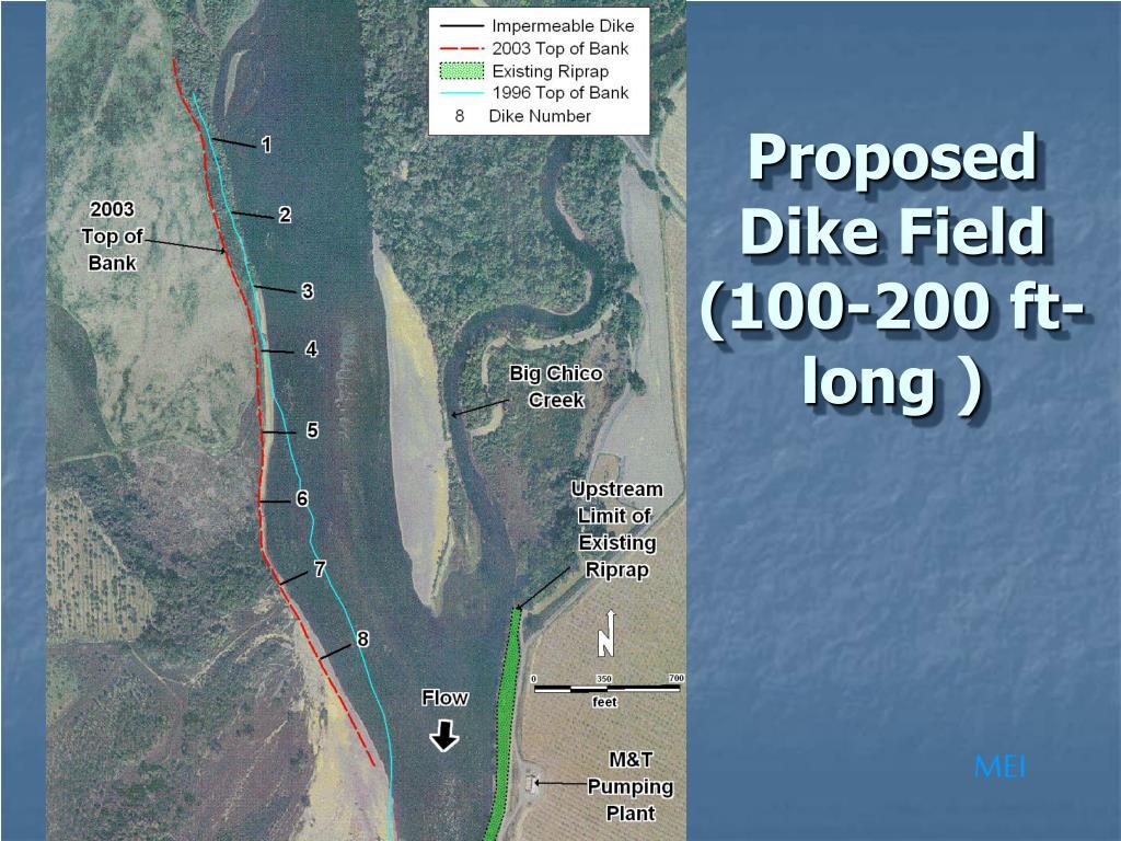 Proposed Dike