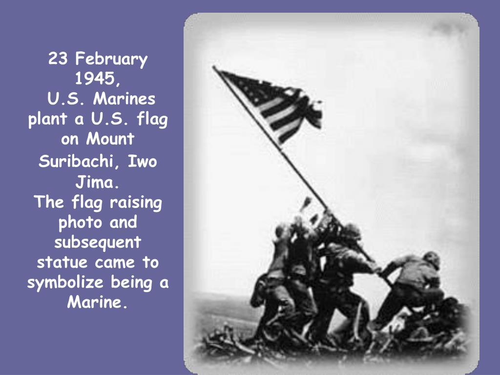 23 February 1945,
