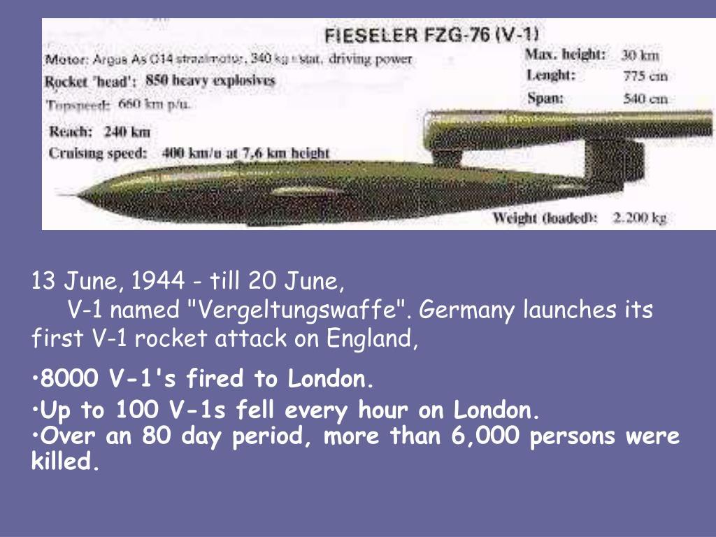 13 June, 1944 - till 20 June,