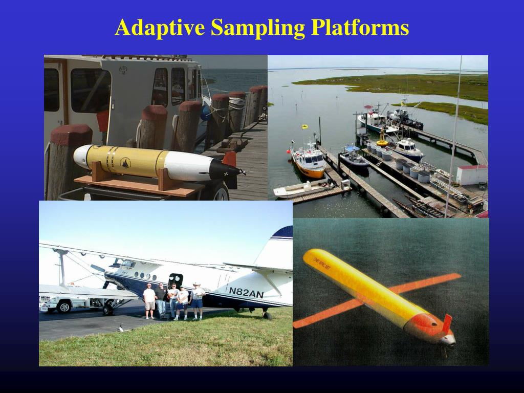 Adaptive Sampling Platforms
