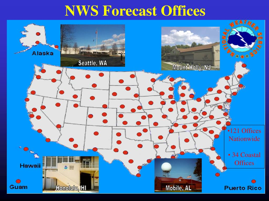 NWS Forecast Offices