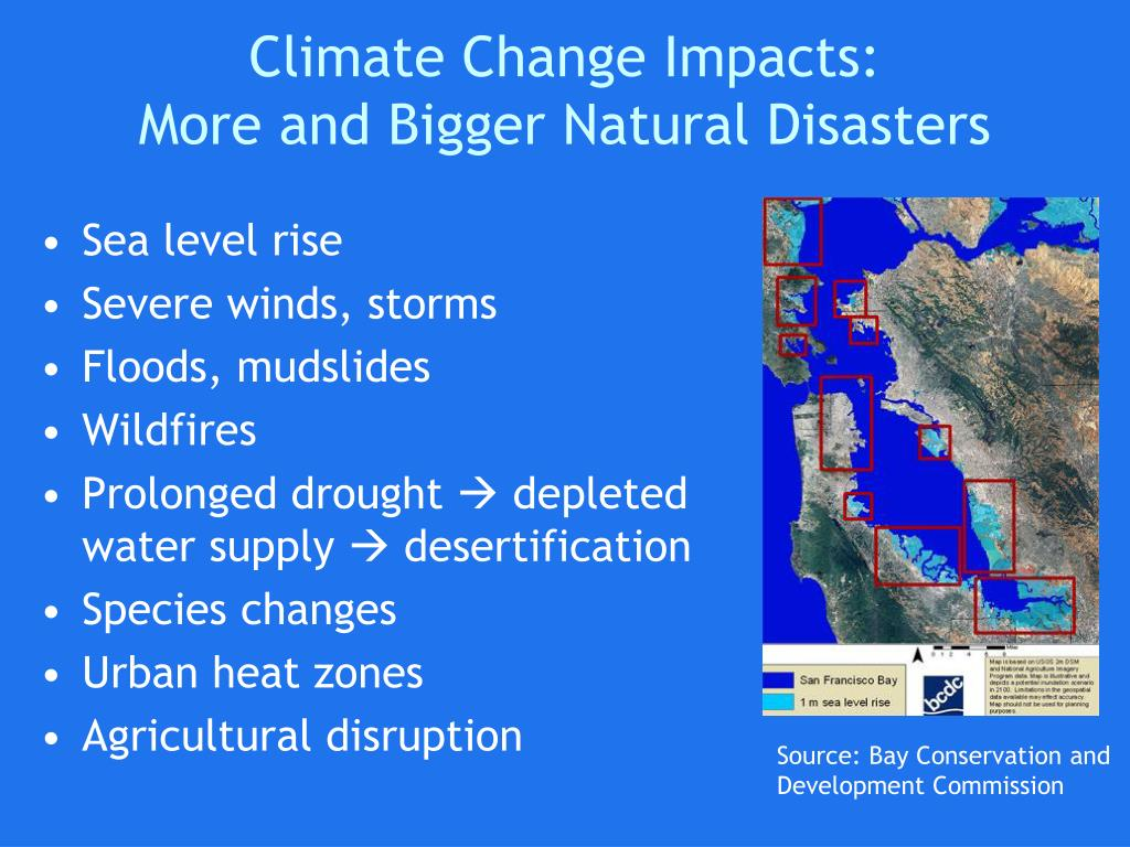 Climate Change Impacts: