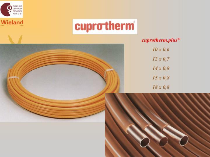 cuprotherm.plus