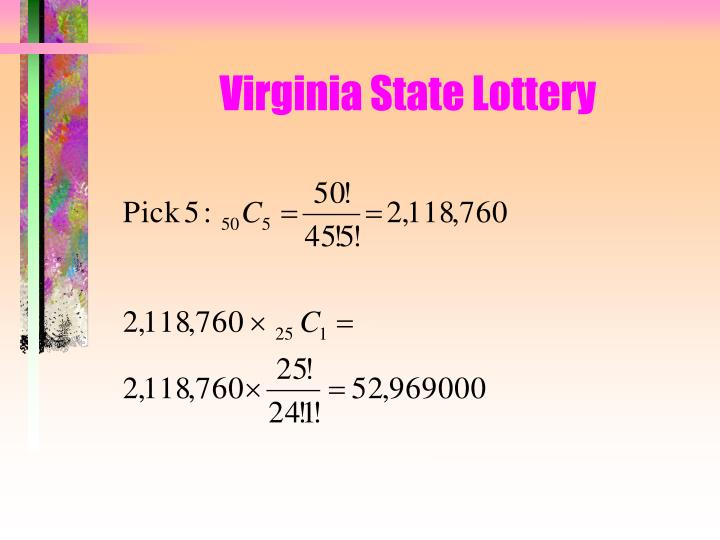 Virginia State Lottery