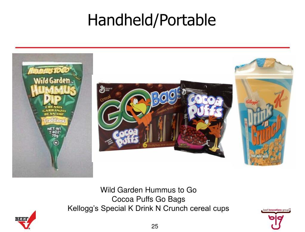 Handheld/Portable