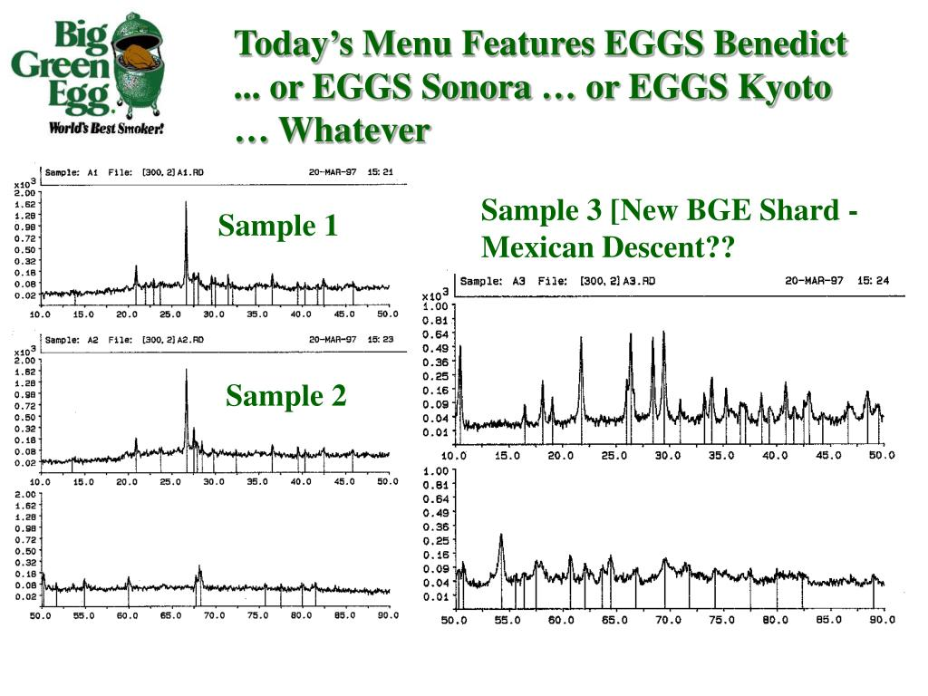 Sample 3 [New BGE Shard - Mexican Descent??