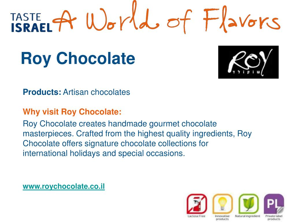 Roy Chocolate