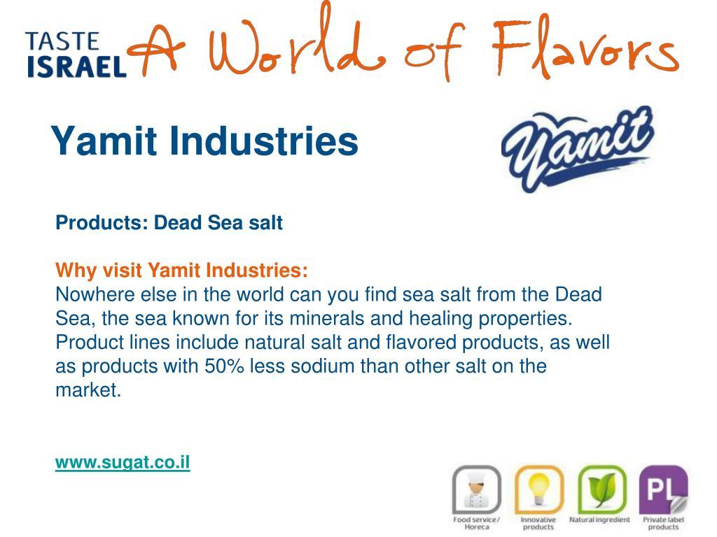Yamit Industries