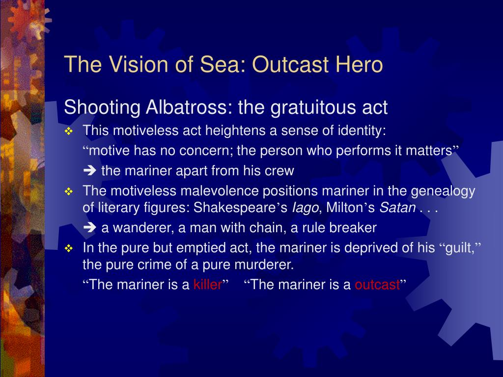 PPT - The Rime of the Ancient Mariner PowerPoint ...