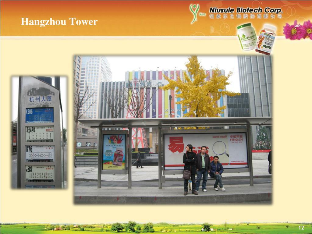 Hangzhou Tower