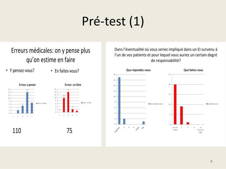 Pré-test (1)