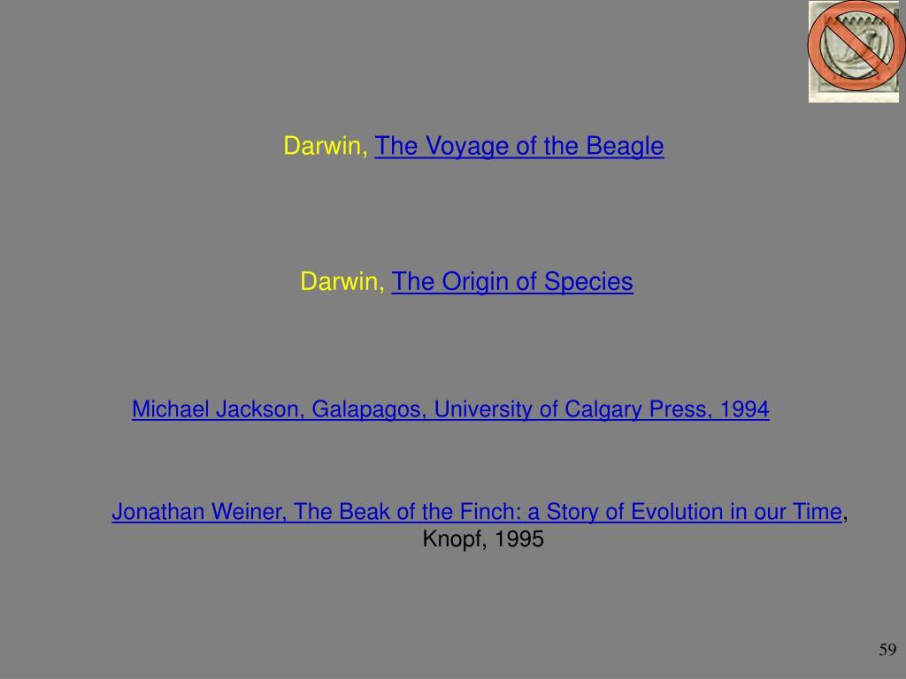 Darwin,