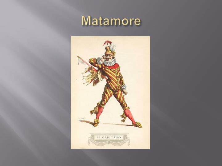 Matamore