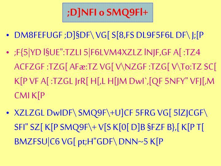 ;D]NFI o SMQ9Fl+