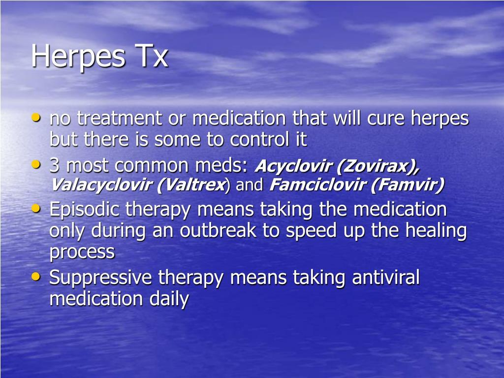 Herpes Tx