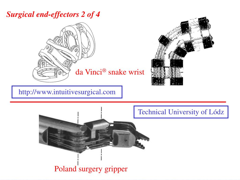 Surgical end-effectors 2 of 4